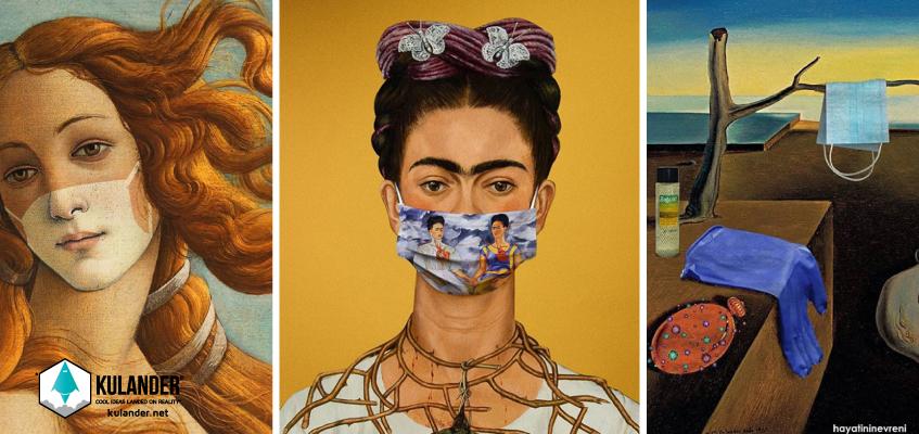 Covid Art Museum, el museo virtual inspirado en la pandemia
