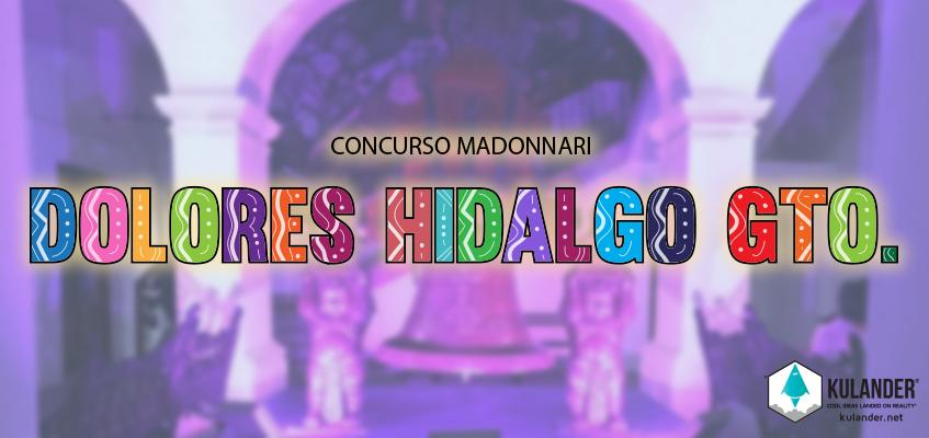Concurso Madonnari 2021, Dolores Hidalgo Gto.