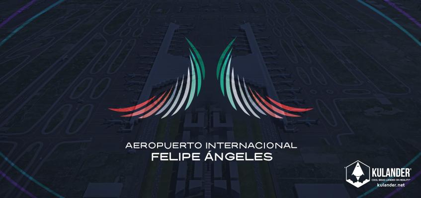 El renovado logo de AIFA